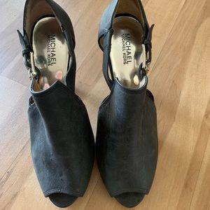 Michael Kors Peep-toe Pumps, Ladies size 10